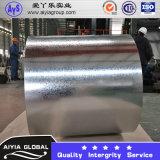 Горячая окунутая гальванизированная стальная катушка Z275 SGCC