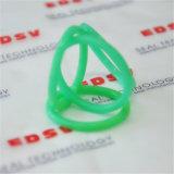 Oリングの/Oのリングのゴム製シールの赤くか青または緑色