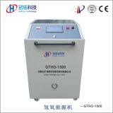 La réparation de moteur électrique usine la soudeuse de cuivre de l'eau de la soudure Gtho1500 Hho