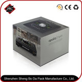 カスタマイズされた長方形のギフトペーパーによってセットアップされる包装ボックス