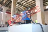 Machine de découpage de plaque de fer de la commande numérique par ordinateur QC12y-10*4000 pour le cisaillement en aluminium de plaque