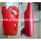 macchinario di plastica automatico del ventilatore delle bottiglie di olio del motore dell'HDPE 5L