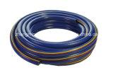 macchinetta a mandata d'aria flessibile Braided del PVC della fibra di 1/2 '' (W.P.: 300P. S.I.)