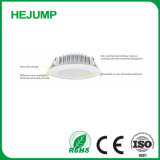 "3"" 13W de aluminio de fundición atenuable IP44 Downlight LED plana"