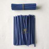 Bastone popolare blu di fragranza del rattan per il diffusore domestico della canna di fragranza