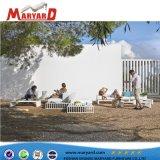 最上質の熱い販売アルミニウム屋外の庭の家具のソファーセット