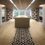 建築材料のマットの表面によって艶をかけられる磁器の床タイル(A6012)
