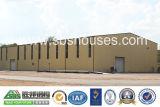 Strukturelle professionelle zurückführbare Lager-Gebäude-Stahlhalle