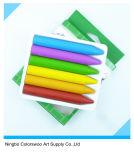 6 kleuren 1.4cm Kleurpotloden voor Studenten en Jonge geitjes