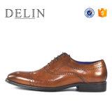 Хорошее качество кожи мужчины Обувь Одежда обувь для управления