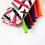 Strumenti svegli del banco del sacchetto della penna del sacchetto della matita di Pencilcase della cassa cosmetica del sacchetto della penna del regalo della cancelleria creativa degli elementi