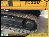 Usadas de excavadora hidráulica excavadora sobre orugas Komatsu PC220-6 en venta