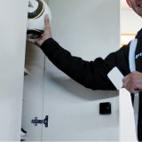 Het onzichtbare Elektronische Slot van de Lade RFID van het Slot van Wardorbe van het Slot van de Deur van de Kast van het Kabinet RFID Privé