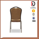 Silla Br-A044 del hierro del restaurante del hotel del banquete de la alta calidad
