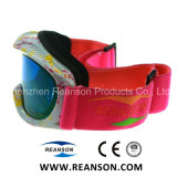 Confort Double lentilles des lunettes de neige de la jeunesse anti brouillard