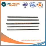 Les tiges de carbure de tungstène poli de haute qualité
