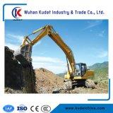 Cubeta 21ton e 0.93cbm hidráulica das máquinas escavadoras da esteira rolante