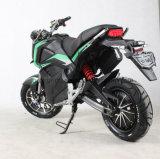 motocicleta 2000W elétrica de alta velocidade com boa qualidade