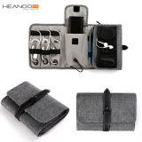Portable Gadget Pouch Electronics Accessories Bag Travel Cable Organizer