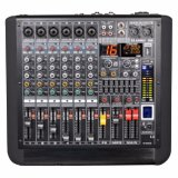レコードイヤホーンのモニタの出力が付いているOEM可聴周波デジタルのミキサー