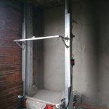 Mélangeur automatique de mur de béton rendu de la machine