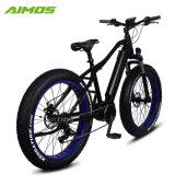 Pneu de graisse 250W 350W MI vélo électrique d'entraînement du moteur