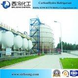 Il refrigerante intossica il propano R290 di purezza 99.8% in pacchetto del serbatoio di iso