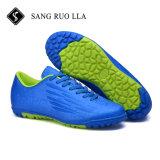 Ботинки футбола футбола самого лучшего качества конструкции Lates крытые