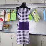 Avental de cozinha de garçom o padrão