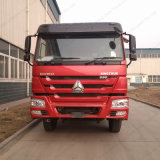 Sinotruk HOWO 6X4 30tのダンプカーかダンプトラックの使用されたトラック