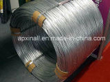 O fio de aço galvanizado para construções de fio de encadernação