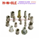 Acier inoxydable/aluminium/Zink l'écrou rivet en acier galvanisé