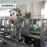 Bouteille PE l'étanchéité de la machine de remplissage en aluminium
