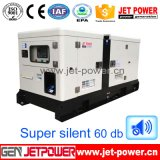 type silencieux prix diesel d'engine de 50kw 60kVA Perkins 1104A-44tg1 de générateur