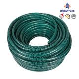 Lavage de jardin en PVC flexible/flexible d'irrigation