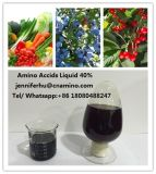Pflanze gründete organische flüssige Aminosäuren 40% für Landwirtschafts-Düngemittel