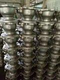 工場供給の高品質によって失われるワックスの鋳造のバルブ本体の鋳造の部品