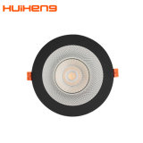 30W de alta potencia regulable comercial Downlight de mazorca de recorte de 125 mm