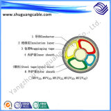 Силовой кабель изолированный XLPE высоковольтный