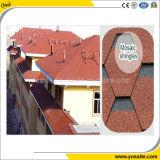 Ökonomisches Dach-Material-Mosaik-Art-Fiberglas verstärkte Asphalt-Schindeln