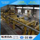 砂およびフライアッシュの軽量の煉瓦作成機械/AACブロックの製造工程