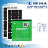 Híbridos de Alta Eficiência do Sistema Solar gerador de energia solar de 1 kw para Home