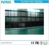 Openlucht LEIDENE van het Gordijn van /LED van het Scherm van het Gordijn P15.625/van de Voorzijde van Media VideoMuur