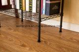 Estante de libro ajustable del metal de la vendimia del hogar y de oficinas de los muebles DIY