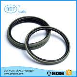 Daikin 원료 PTFE Glyring/PTFE 피스톤 물개