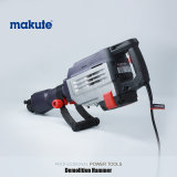 Makuteの専門家2800Wの電気破壊の回転式ハンマー・ドリル(DH85)
