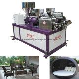 Hight 질과 3개의 색깔 옥외 등나무 의자 압출기 기계