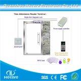 Impressão Digital Biométrica Máquina de Controle de Acesso do Sistema de Sensor de Scanner Frid Leitor RFID de cartão