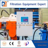 Dz水フィルター装置の膜区域フィルター出版物機械