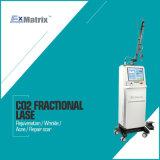 Máquina aprovada da remoção da acne do laser do CO2 do laser do profissional FDA